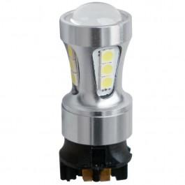 Λαμπες LED Αυτοκινητου - PW24W 12/24V 4.5W WP3,3x14,5-3 6.500K 500lm 18LEDxSMD3030 CAN-BUS 1ΤΕΜ. Λαμπάκια LED Αξεσουαρ Αυτοκινητου - ctd.gr