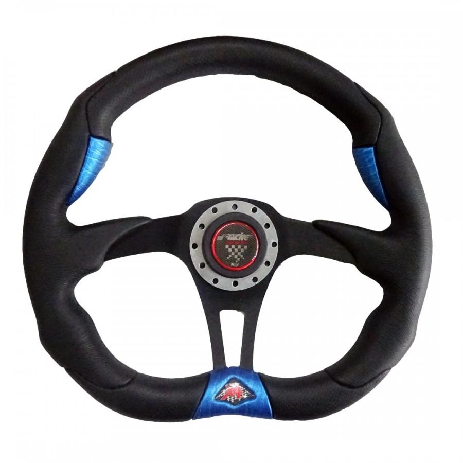 ΤΙΜΟΝΙ Χ4 POLYPELLE ΜΠΛΕ SIMONI RACING Τιμόνια Αξεσουαρ Αυτοκινητου - ctd.gr