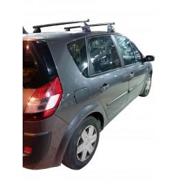 Kit Μπάρες Αλουμινίου K39 - Πόδια για Toyota Corolla Verso 2000-2004