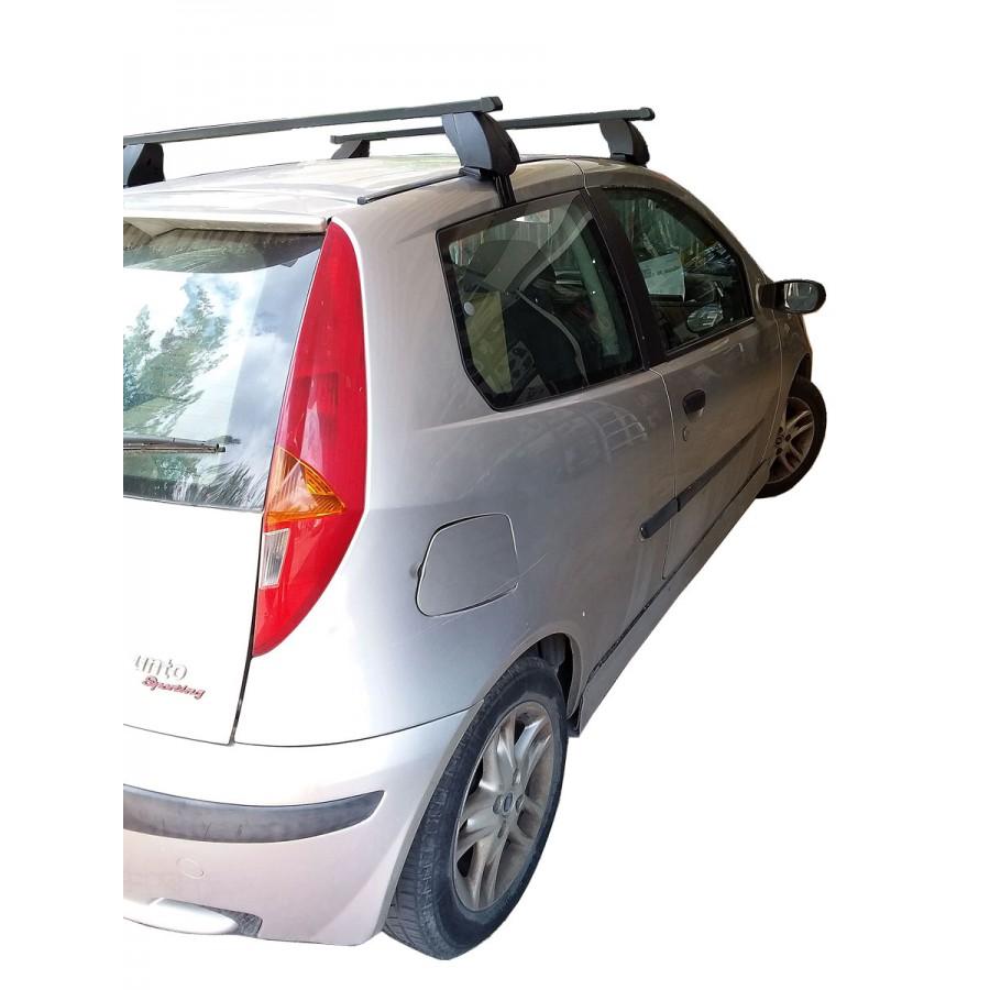 Μπαρες για Μπαγκαζιερα - Kit Μπάρες K39- Πόδια - για Fiat Punto 3D 1999-2007