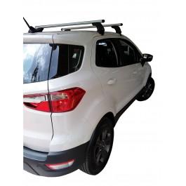 Μπαρες για Μπαγκαζιερα - kit Μπάρες Αλουμινίου Nordrive - Πόδια για Ford Ecosport 2015+