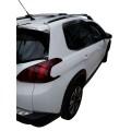 Μπαρες για Μπαγκαζιερα - Kit Μπάρες Αλουμινίου Yakima / Whispbar - Πόδια για Peugeot 2008 2016-2019