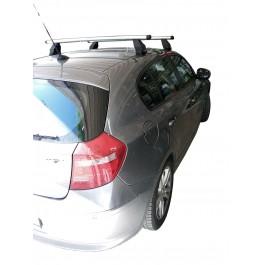 Μπαρες για Μπαγκαζιερα - Kit Μπάρες Οροφής Αλουμινίου - Πόδια MENABO για BMW serie 1 E87 2004-2011 2 τεμάχια