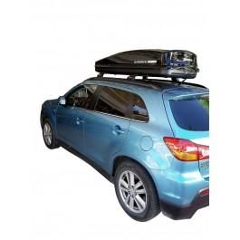 Μπαρες για Μπαγκαζιερα - Kit Μπάρες Οροφής Nordrive - Πόδια - Μπαγκαζιέρα Nordrive Box 430lt για Mitsubishi ASX 2010+ 3 τεμάχια