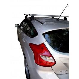 Μπαρες για Μπαγκαζιερα - Kit Μπάρες οροφής Αλουμινίου Menabo - Πόδια για Ford Focus 2011-2018 2 τεμάχια