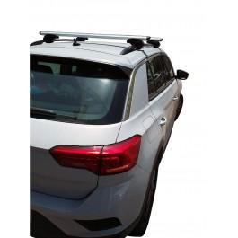 Μπαρες για Μπαγκαζιερα - Kit Μπάρες οροφής Αλουμινίου Menabo - Πόδια για VW T-Roc 2017+ 2 τεμάχια