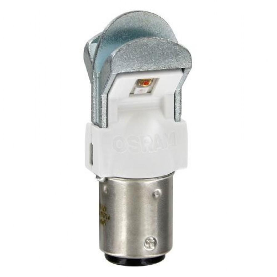 Λαμπες LED Αυτοκινητου - P21/5W 12V BAY15d LEDriving PREMIUM ΚΟΚΚΙΝΟ (ΔΙΠΛΗΣ ΠΟΛΙΚΟΤΗΤΑΣ-ΔΙΠΟΛΙΚΟ) 2ΤΕΜ. Λαμπάκια LED Αξεσουαρ Αυτοκινητου - ctd.gr
