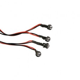 Λαμπες LED Αυτοκινητου - ΛΑΜΠΑΚΙΑ ΦΩΤΙΖΟΜΕΝΑ ΣΕΤ ΜΕ 4 LED 5mm ΜΠΛΕ Λαμπάκια LED Αξεσουαρ Αυτοκινητου - ctd.gr