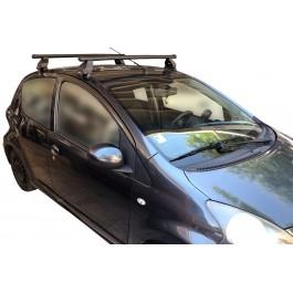 Μπαρες για Μπαγκαζιερα - TOYOTA AYGO (5D) 2005-2014 - KIT ΜΠΑΡΕΣ/ΠΟΔΙΑ MENABO Κιτ Μπάρες - Πόδια (Αμεσης Τοποθέτησης) Αξεσουαρ Αυτοκινητου - ctd.gr
