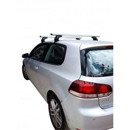 Μπαρες για Μπαγκαζιερα - Kit Μπάρες Αλουμινίου NORDRIVE - Πόδια για VW Golf 3D 2008-2012 Κιτ Μπάρες - Πόδια (Αμεσης Τοποθέτησης) Αξεσουαρ Αυτοκινητου - ctd.gr