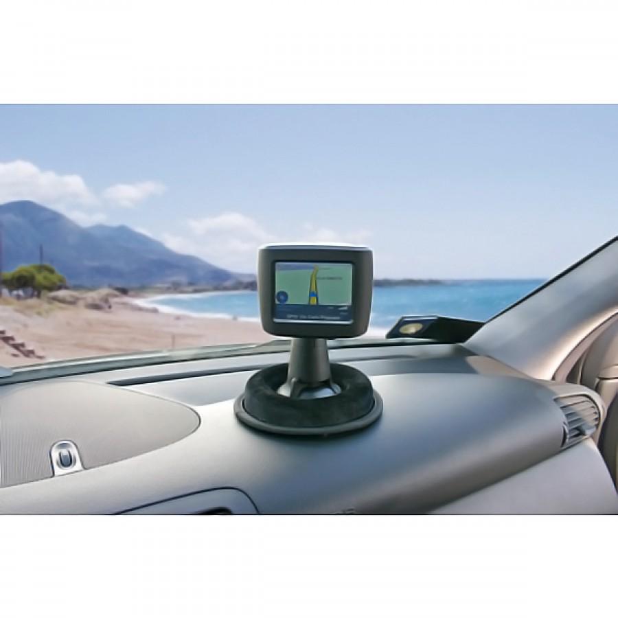 Βάση για PDA,GPS,τηλέφωνα,mp3,οθόνες στρογγυλή Βάσεις GPS,I-PAD,LAPTOP,Αντιολισθητικά πανιά Αξεσουαρ Αυτοκινητου - ctd.gr